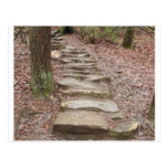 Stone Stair Path at Fall Creek Falls, TN Postcards