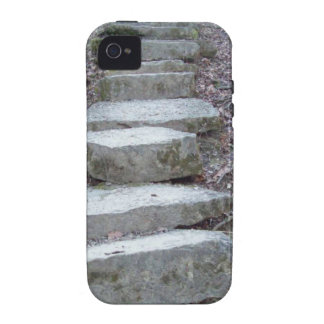 Stone Steps at Sugarcreek Vibe iPhone 4 Cases