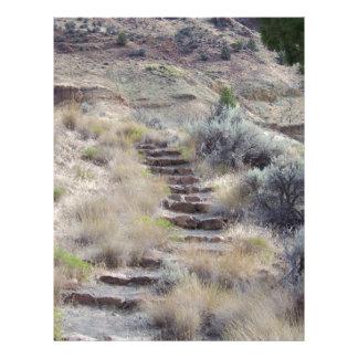 Stone Steps Letterhead