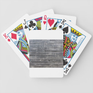 Stone structure bicycle playing cards