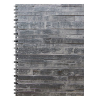 Stone structure notebook