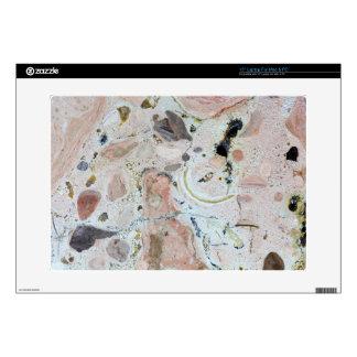 Stone texture: Carbonate Rock Laptop Skins
