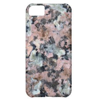 Stone Texture: Dark Granite iPhone 5C Cover