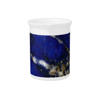 Stone texture: Lapis lazuli Pitchers
