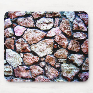 Stone texture mouse pad