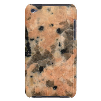 Stone Texture: Pink Granite iPod Touch Cover