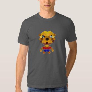 Stone the Lion Dog Basic Am Ap T-Shirt, Slate T-Shirt