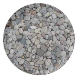 Stone theme plates