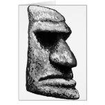 Stone Tiki Man Cards