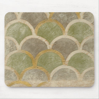 Stone Tile Design by Chariklia Zarris Mouse Pad