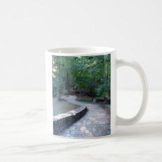 Stone Walkway East Ridge Trail Amicalola Falls Mug