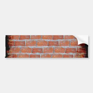 Stone Wall Art Bumper Stickers