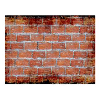 Stone Wall Art Postcard