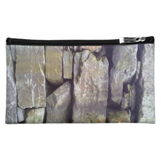 Stone Wall Makeup Bags