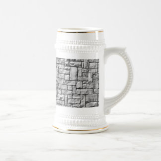 Stone Wall Beer Stein