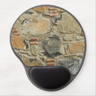 Stone wall gel mouse pads