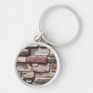 Stone Wall Keychain