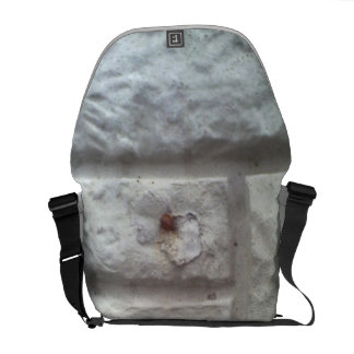 Stone Wall Courier Bag