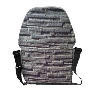 Stone wall courier bags