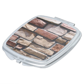 Stone Wall Mirror For Makeup