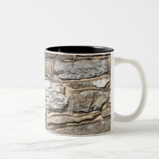Stone wall mug