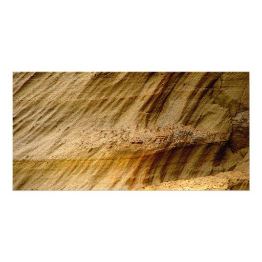 Stone Wall Photo Card