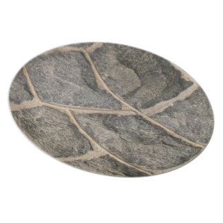 Stone wall plate