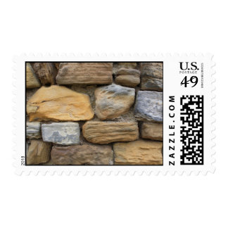 Stone Wall Postage