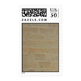 Stone Wall  Postage Stamp