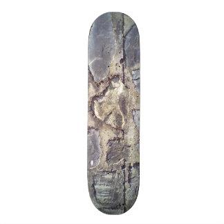 Stone Wall Skate Deck
