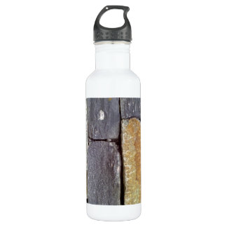 Stone wall stainless steel water bottle