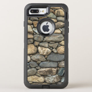 Stone Wall Texture OtterBox Defender iPhone 8 Plus/7 Plus Case