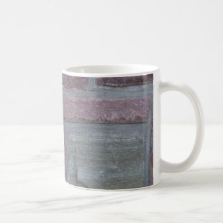 Stone Wall Theme Coffee Mug