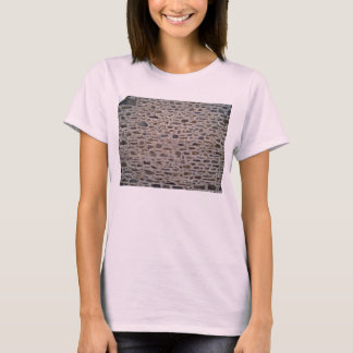 Stone Wall With Irregular Pattern T-Shirt
