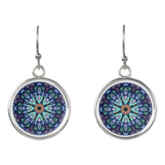 Stone Wonder Colorful Drop Earrings