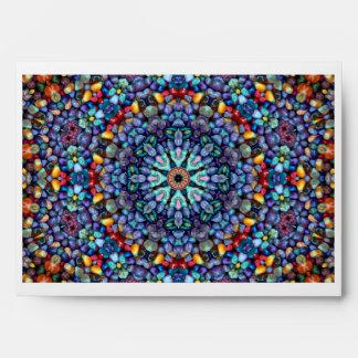 Stone Wonder Colorful Envelopes