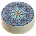 Stone Wonder Kaleidoscope    Dipped Oreo® Cookies