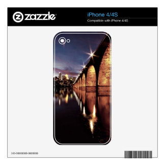 Stonearch Skyline iPhone 4 Skins