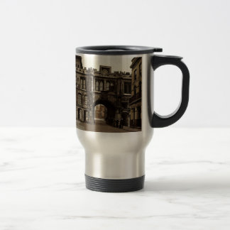 Stonebows, Lincoln 15 Oz Stainless Steel Travel Mug