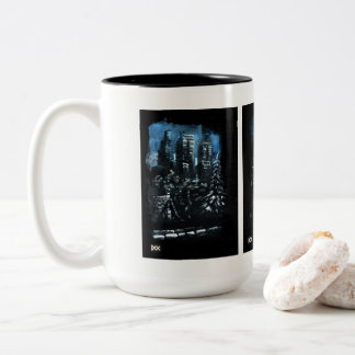 Stonebridge Triptych Mug by: McBrehon Art