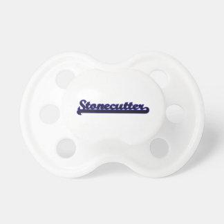 Stonecutter Classic Job Design BooginHead Pacifier