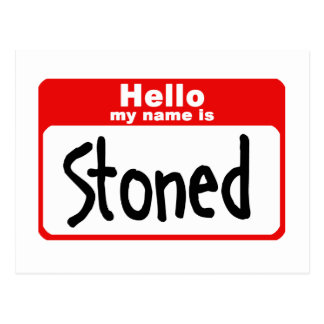stoned2 postcard