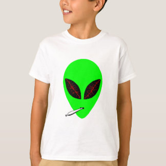 Stoned Alien T-Shirt