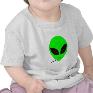Stoned Alien Tees