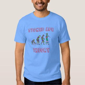 Stoned Ape Theory T Shirt