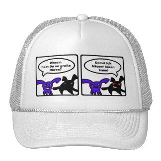 Stoned Bunnies – Warum hast Du so große Ohren? Trucker Hat