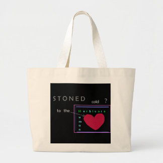 Stoned cold? Tote