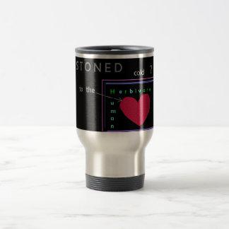 Stoned cold? Travel Mug