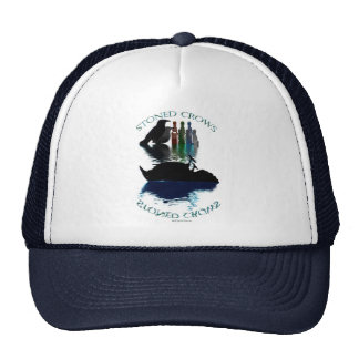 STONED CROWS Gift Range Hat