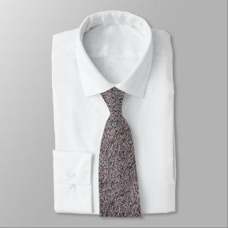 stoned neck tie